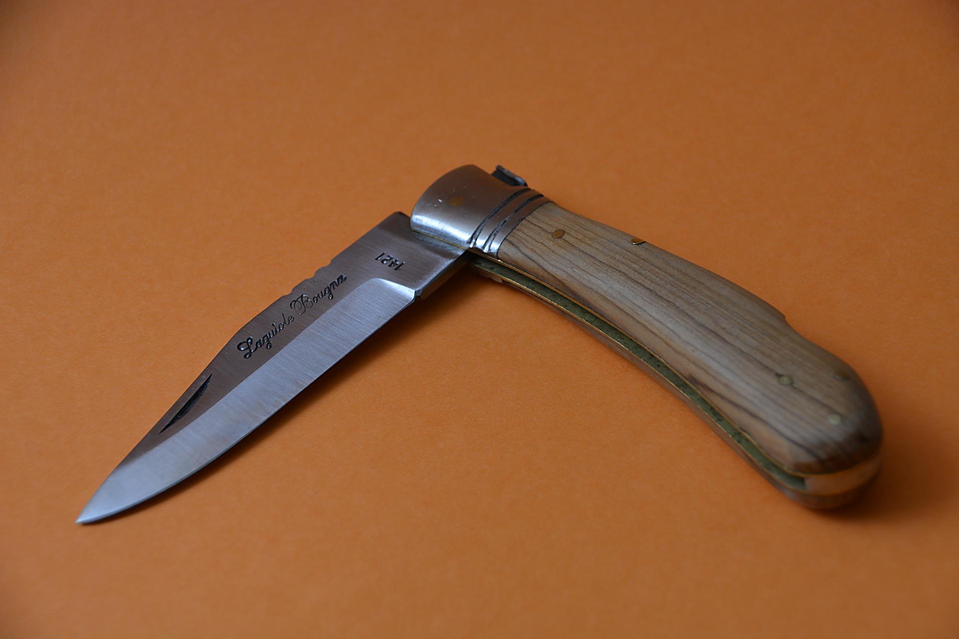 Top 3 des meilleurs couteaux pliants